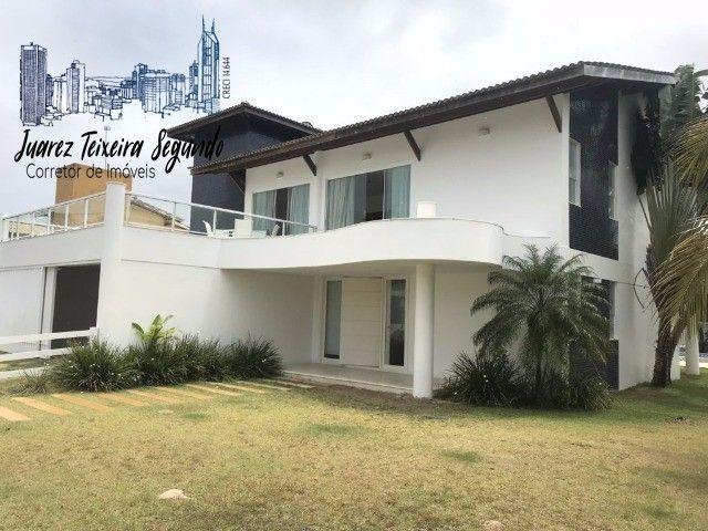 Casa 5 suítes em Guarajuba alto padrão finamente decorada a poucos metros do mar! - Foto 2