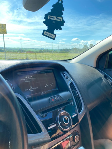 Ford Focus Teto Solar 2.0 Titanium Plus Sedan 16V Flex 4P PowerShift - Foto 9