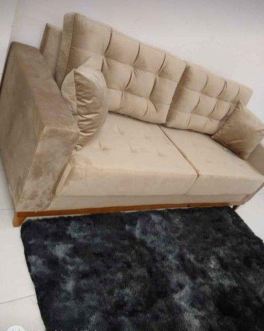 Super promoção de sofa retro - Foto 2