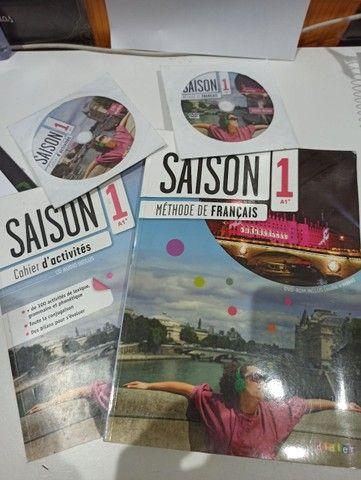 Livro de francês saison 1 A+