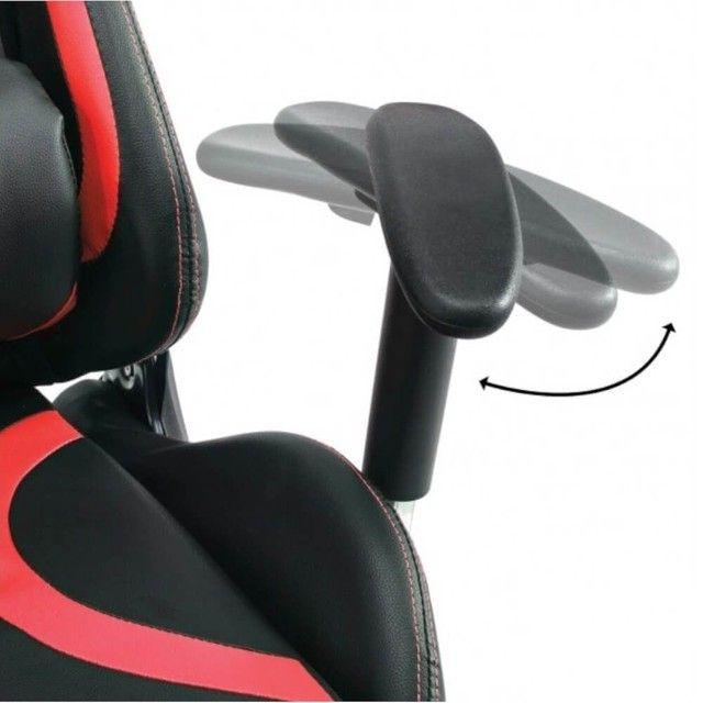 Cadeira gamer thunder com frete grátis - Foto 3