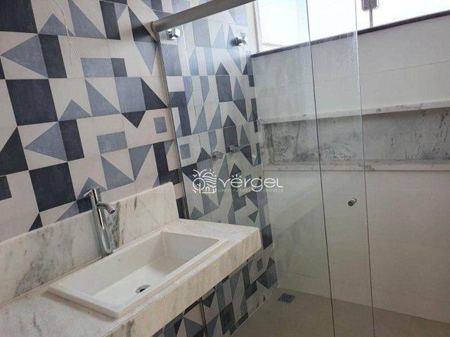 Casa com 3 dormitórios à venda, 146 m² por R$ 750.000,00 - Condomínio Trilhas Do Sol - Lag - Foto 12