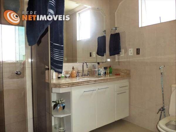 Apartamento à venda com 4 dormitórios em Castelo, Belo horizonte cod:465894 - Foto 8