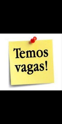 VAGA DE EMPREGO (ENTRAR EM CONTATO PELO WHATS)