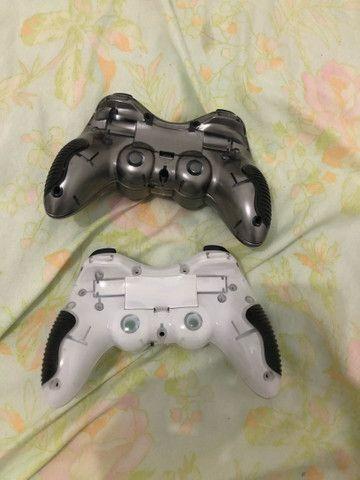 Controle inova para PC e PS4 valor 120 os dois  - Foto 2