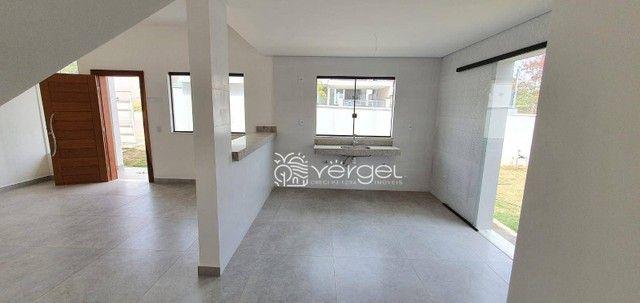 Casa com 3 dormitórios à venda, 146 m² por R$ 750.000,00 - Condomínio Trilhas Do Sol - Lag - Foto 4