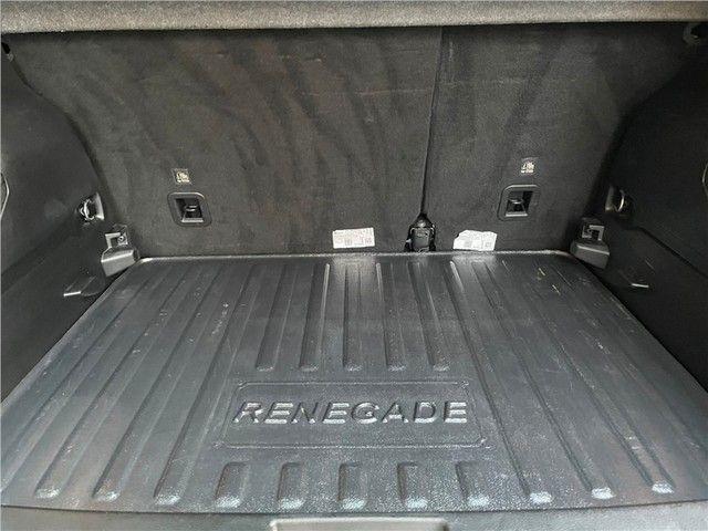 Jeep Renegade 2019 2.0 16v turbo diesel longitude 4p 4x4 automático - Foto 10
