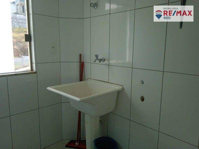 Apartamento com 3 dormitórios à venda, 100 m² por R$ 255.000,00 - Campo Alegre dos Cajiros - Foto 8