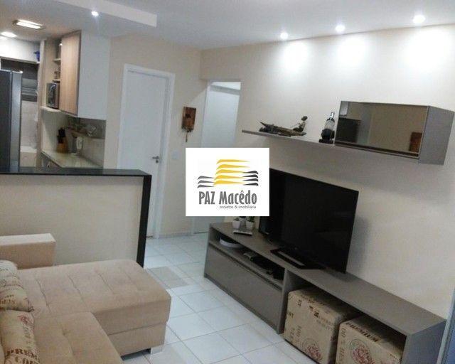 Apartamento 02 Quartos Pronto Para Morar em Boa Viagem,Mobiliado, Lazer Completo - Foto 2