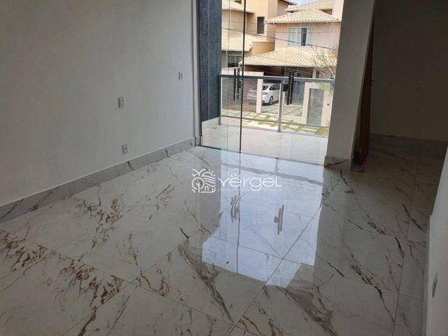 Casa com 3 dormitórios à venda, 146 m² por R$ 750.000,00 - Condomínio Trilhas Do Sol - Lag - Foto 8