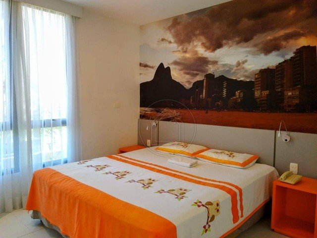 Flat com 1 dormitório à venda, 38 m² por R$ 1.400.000,00 - Leblon - Rio de Janeiro/RJ - Foto 13
