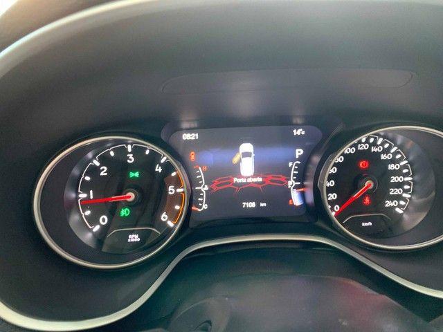 COMPASS 2017/2018 2.0 16V FLEX NIGHT EAGLE AUTOMÁTICO - Foto 8