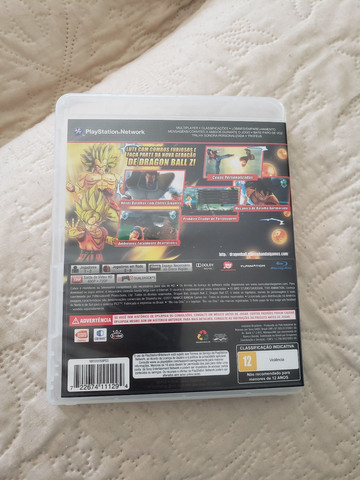 Dragon Ball Z Ultimate Tenkaichi Seminovo  - Foto 2