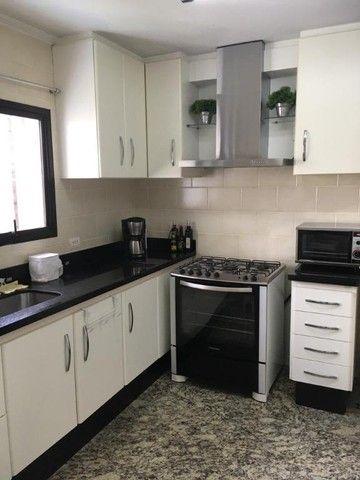 Apartamento Mobiliado com 4 dormitórios para alugar, 239 m² por R$ 5.000/mês - Chácara Urb - Foto 12