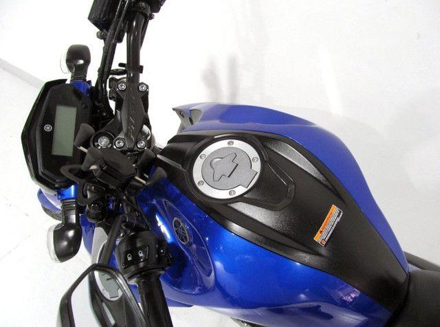 MOTO Yamaha fazer (entrada + boletos)  - Foto 2