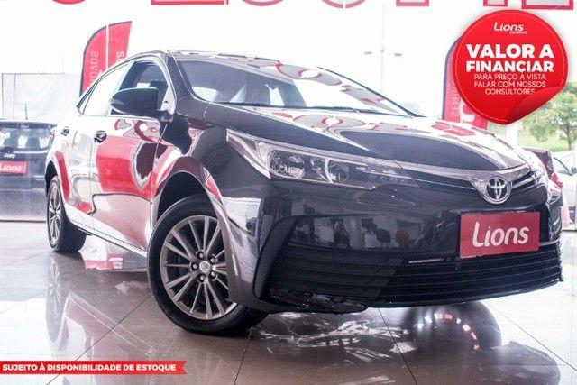 Toyota Corolla GLI Upper At