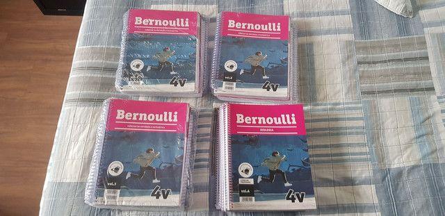 Livros Bernoulli Pré-vestibular Completos Lacrados. - Foto 4