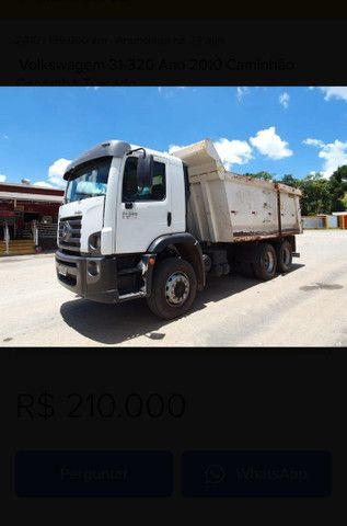 Vendo Caçamba 31-320 - Foto 2