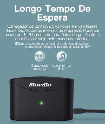 Fone Bluetooth Bluedio T-Elf 2 A Prova De Suor E Chuva (Lacrado) - Foto 3