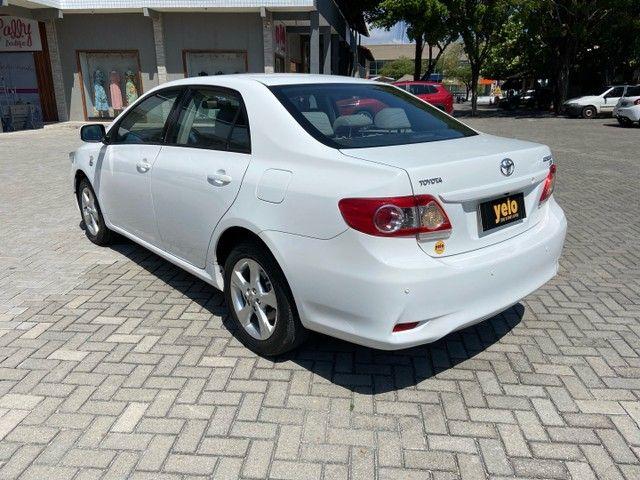 Toyota Corolla GLI Automático Modelo 2013 - Foto 4