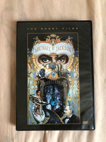9 dvds originais Michael Jackson