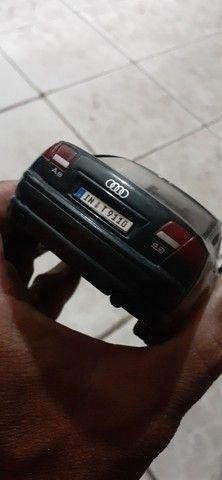 Cegonheira e ford fusion miniatura audi - Foto 2