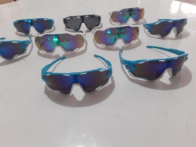 Óculos de ciclismo profissional - Foto 3