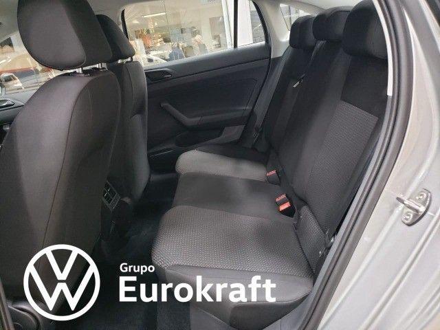 VW Virtus 1.6 MSI automático 2022 Zero KM - Foto 8