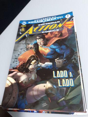 Revistas Marvel e DC - Foto 5