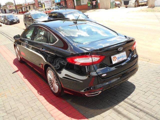 Ford Fusion 2.0 Gtdi Plus 2016 - Foto 10