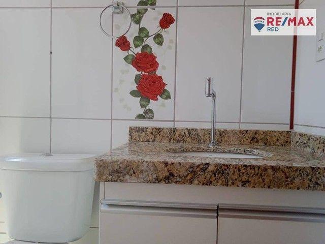 Apartamento com 3 dormitórios à venda, 100 m² por R$ 255.000,00 - Campo Alegre dos Cajiros - Foto 12