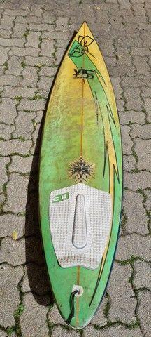 Prancha surf usada