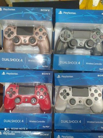 Controle PS4 dualshock 4 - Foto 2