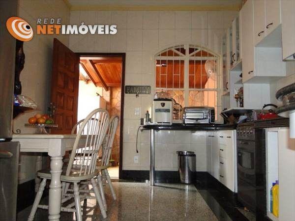Casa à venda com 3 dormitórios em Céu azul, Belo horizonte cod:505201 - Foto 12