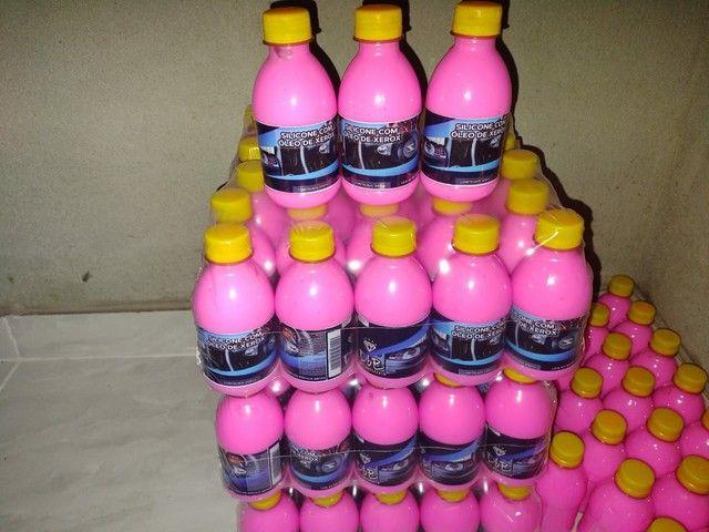 Ganhe dinheiro revendendo nossos produtos silicone rosa com óleo de xerox