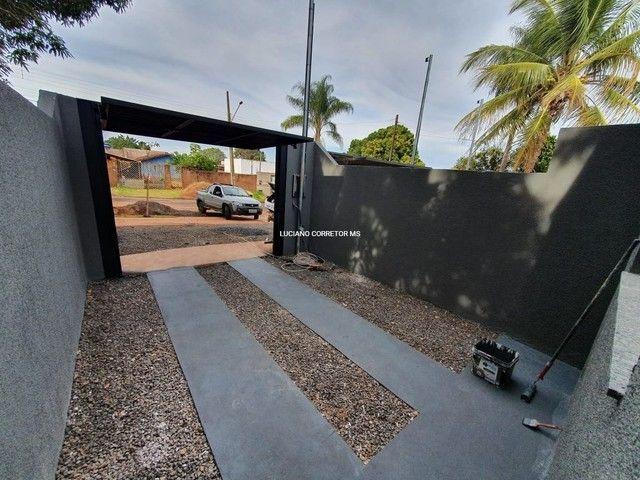 CAMPO GRANDE - Casa Padrão - Jardim Presidente - Foto 3