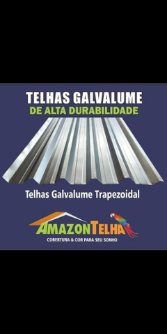 Telha Galvalume  - Foto 3