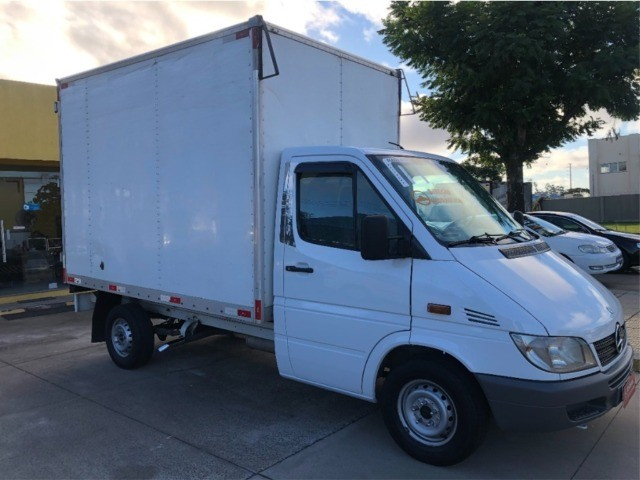 Sprinter  Bau alto e longo pronta pro trabalho entrada R$ 4990,00 + 48 X via financeira  - Foto 3