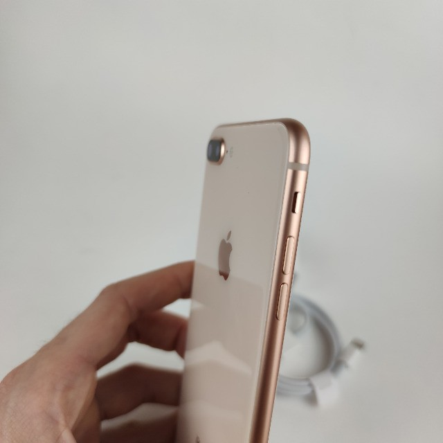 iPhone 8 Plus 256GB Gold impecável!! 12x 287 no cartão - Foto 6