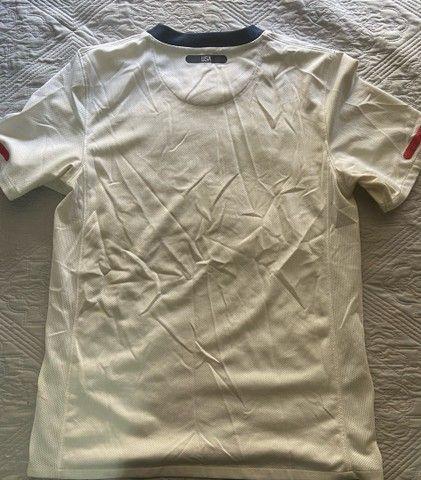 Camisa Oficial Nike P - Seleção Estados Unidos  - Foto 3