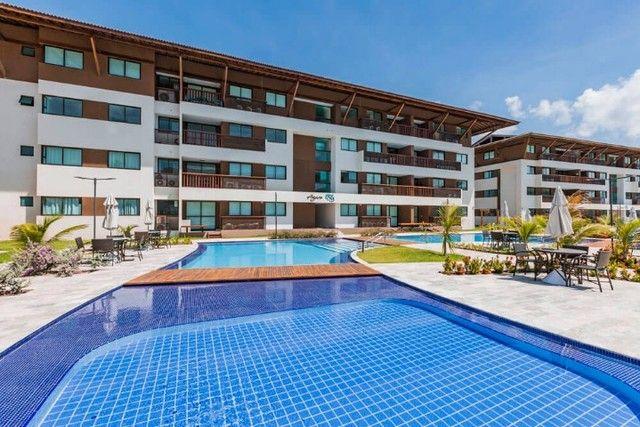 JAL * Cupe Beach Living 2 quartos mobiliado frente Piscina