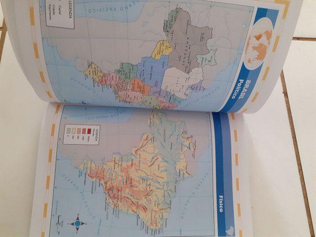 Atlas Escolar-Mapas - Foto 2