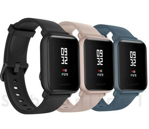 Pronta Entrega Smartwatch Amazfit Bip Relogio Fitness Gps Bluetooth Corrida - Foto 4