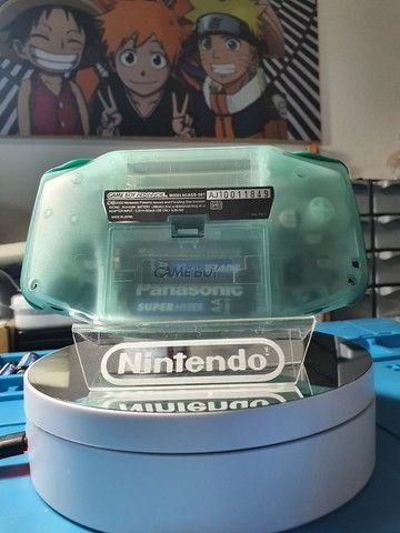 Game Boy Advance Original Edição Bulbasaur Ips v2  - Foto 2