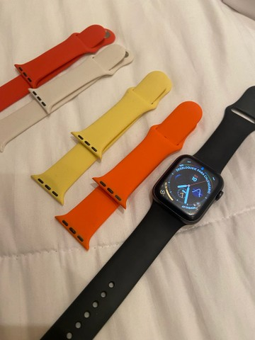 Apple Watch Series 5 Perfeito 44 mm