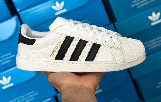 Tênis Adidas Superstar Reposição