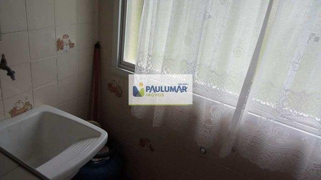 Apartamento para venda possui 48 metros quadrados com 1 quarto em Real - Praia Grande - SP - Foto 12