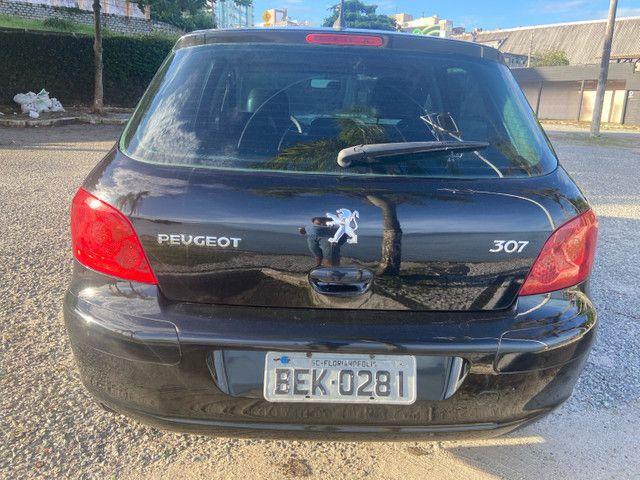 Peugeot 307 1.6 2008 - Foto 3