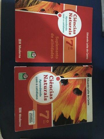 Vendo lote livros usados - Foto 3
