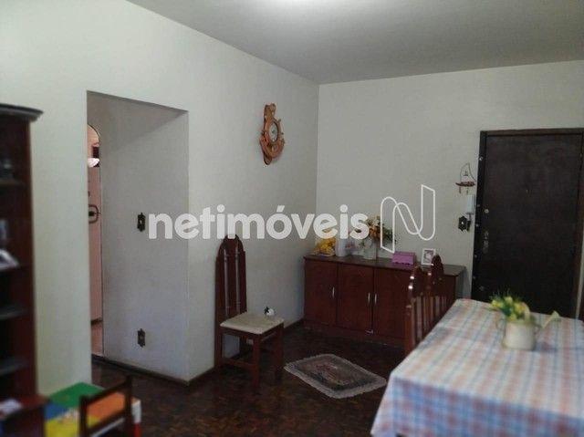 Apartamento à venda com 3 dormitórios em Vila ermelinda, Belo horizonte cod:752744